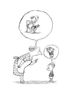 桑贝漫画作品