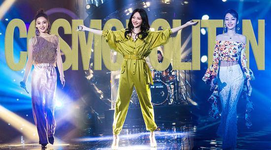 张韶涵其实是来《歌手》办时装秀的吧黄骅中学贴吧