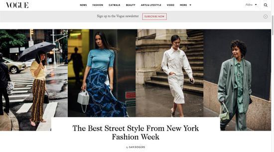 国内时尚博主主要传播资讯内容,国外时尚博主则以发布街拍、生活方式的形象化博主为主