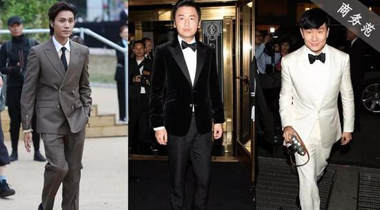 肖战获称人间Gucci 男明星时装周也很拼