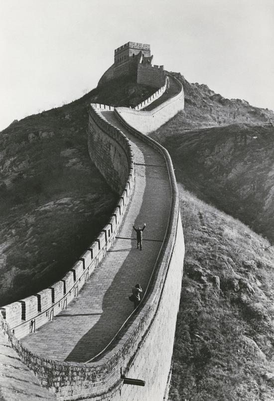 皮尔·卡丹进入中国四十年大秀将在长城上演