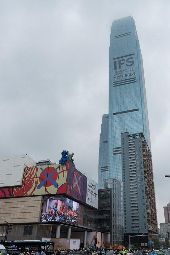 中国潮流新城成都之后 潮流零售新兴地看长沙