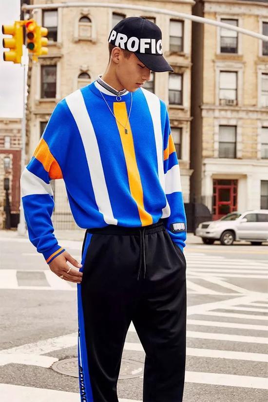 还为超模收割机Zara拍了广告,不要再帅了,我买我都买行了吧