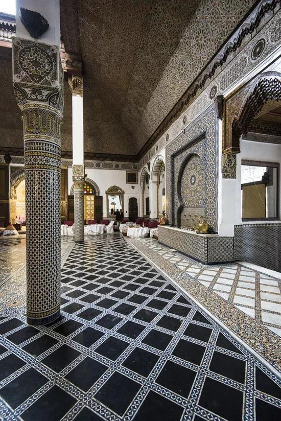 图说摩洛哥 10天环游欧洲人度假的后花园