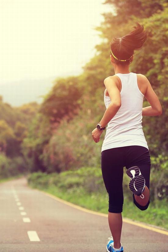 跑步 图片源自