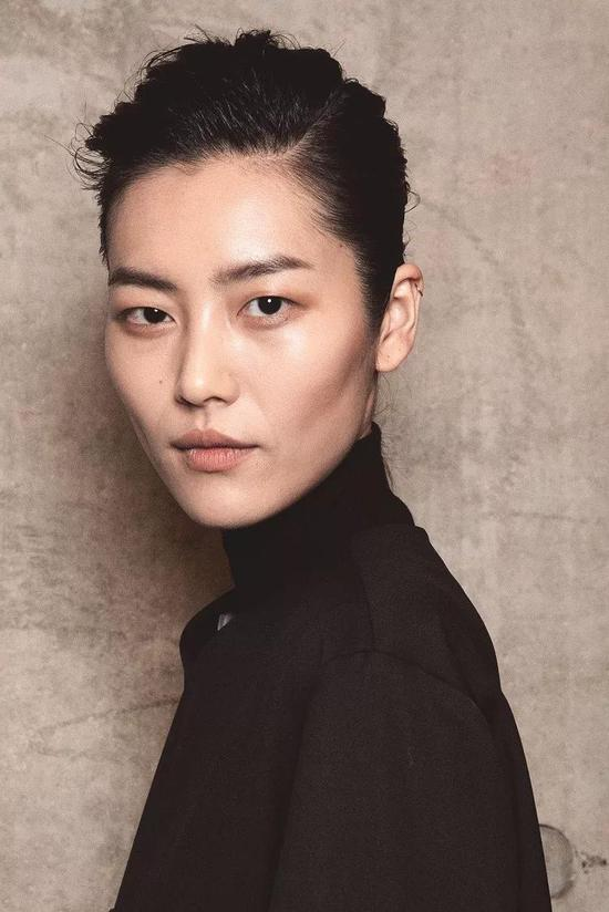 中国殿堂级模特刘雯。图片来源:视觉中国