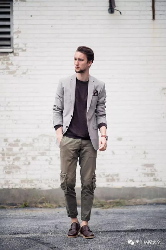 想成为型男,秋季该选什么外套?
