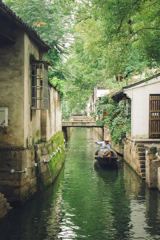 被评为最具人气江南水乡的 原来不是乌镇