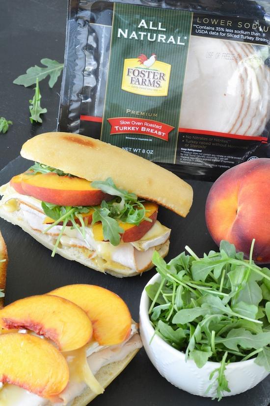 桃子三明治 图片来源自。target.com