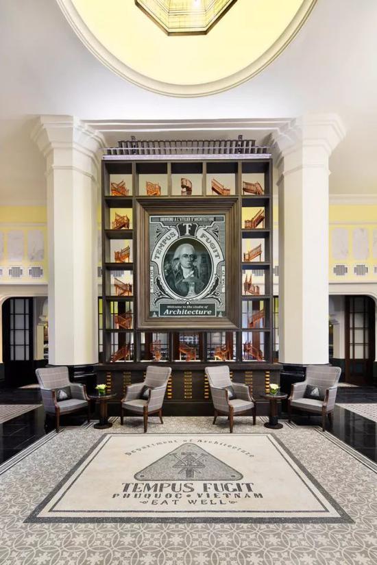 JW Marriott Phu Quoc是Bill Bensley想象力的又一次呈现。