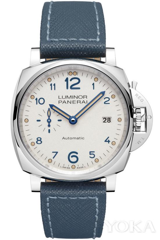 Luminor Due 3 Days Automatic 42mm PAM00906 腕表 47100元 图片来自品牌