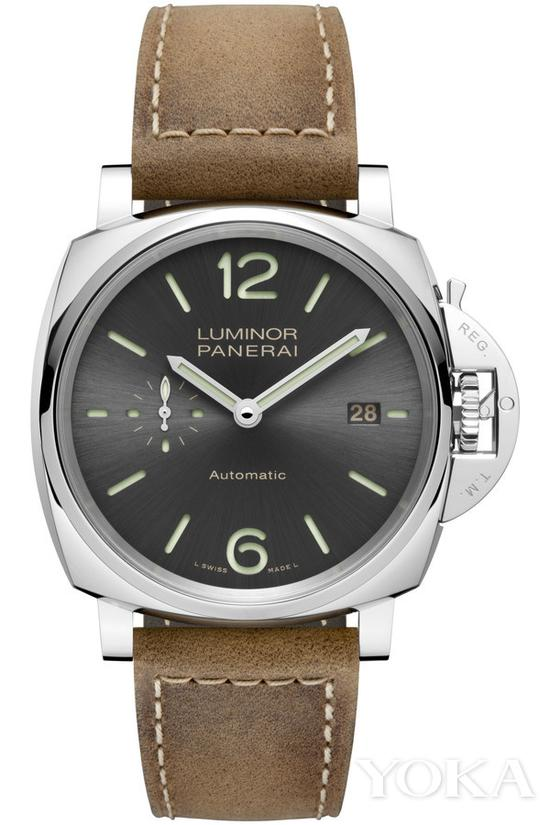 Luminor Due 3 Days Automatic 42mm PAM00904 腕表 47100元 图片来自品牌