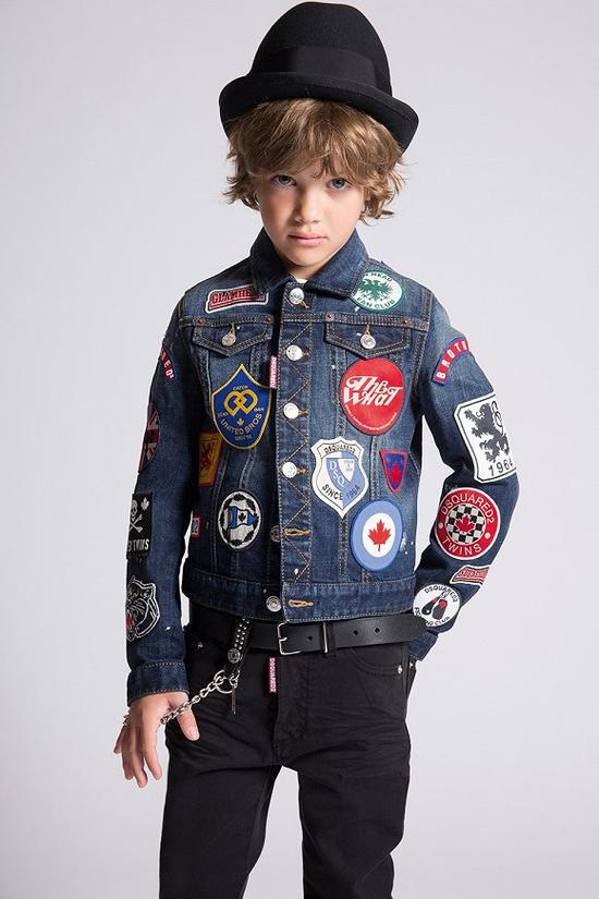 Dsquared2's Kids'Collection