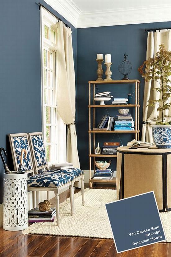 莫兰迪色系家装配色 图片源自www.ballarddesigns。 com