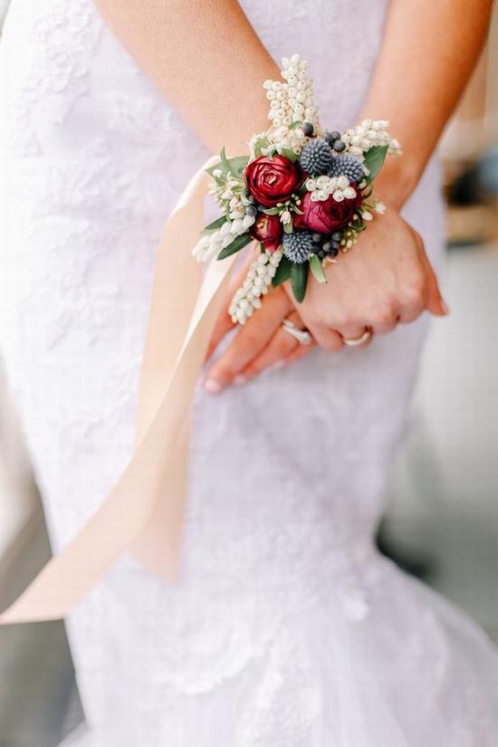腕花的时代已来临 图片源自weddinginclude