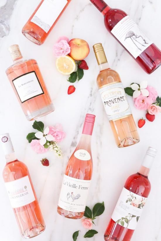 少女就要喝令人微醺的少女酒 图片源自www.monikahibbs.com