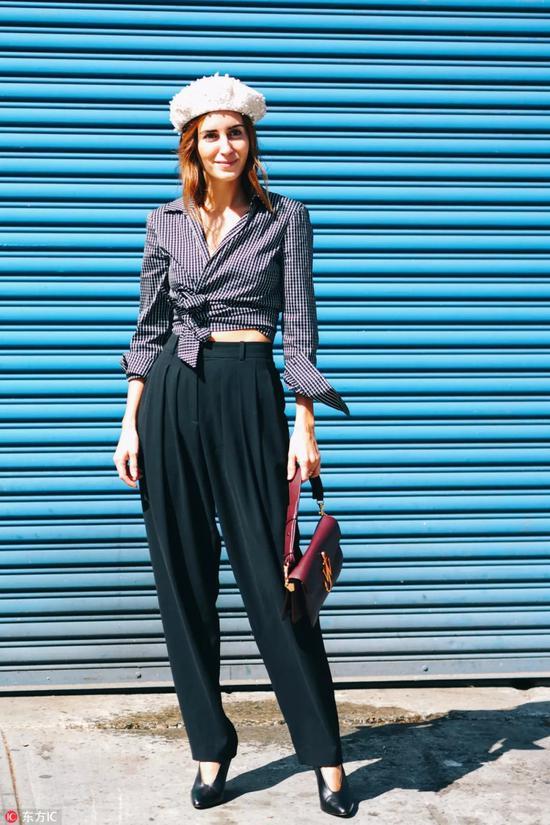 时尚博主 blogger Gala Gonzalez