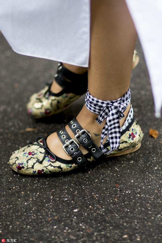 秋天如果只能买一双鞋 我会毫不犹豫的选择它断腿鹭鸶