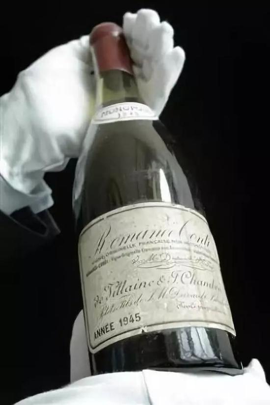 45年康帝终超拉菲 问鼎世界最贵葡萄酒