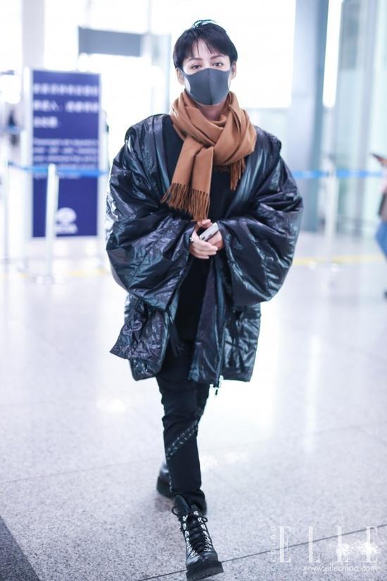围巾怎么围才能保暖又时髦