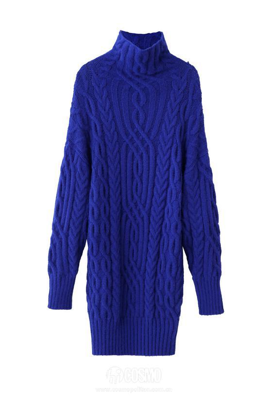 毛衣来自Amii 售价359.9元