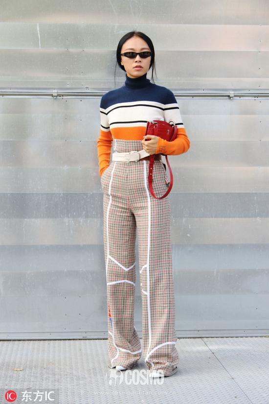 时尚博主 Niki Wu Jie
