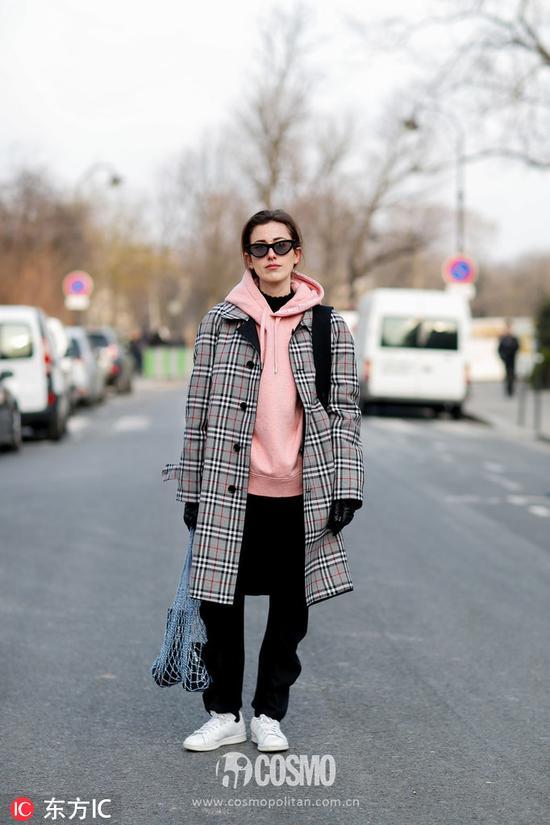 时尚博主 Sylvia Haghjoo