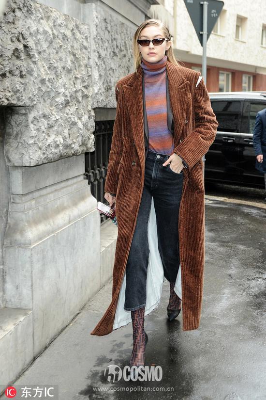 超模 Gigi Hadid