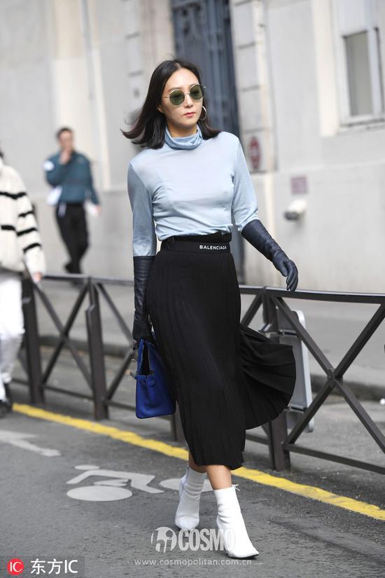 《Vogue》韩国版新媒体总监 Jiyoung Kim