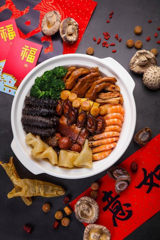 四季和顺大盆菜 图片源自品牌