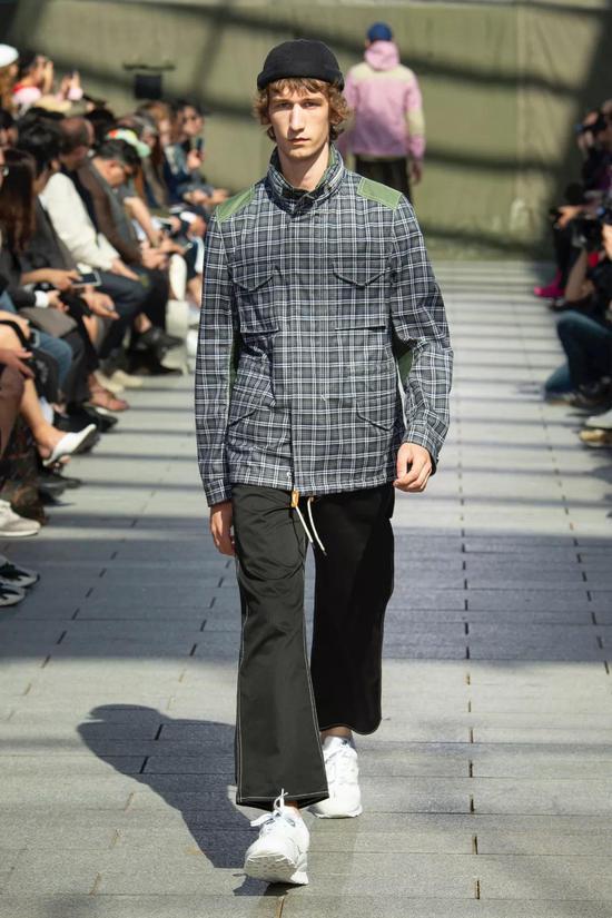 Junya Wataneba SS2019 Menswear