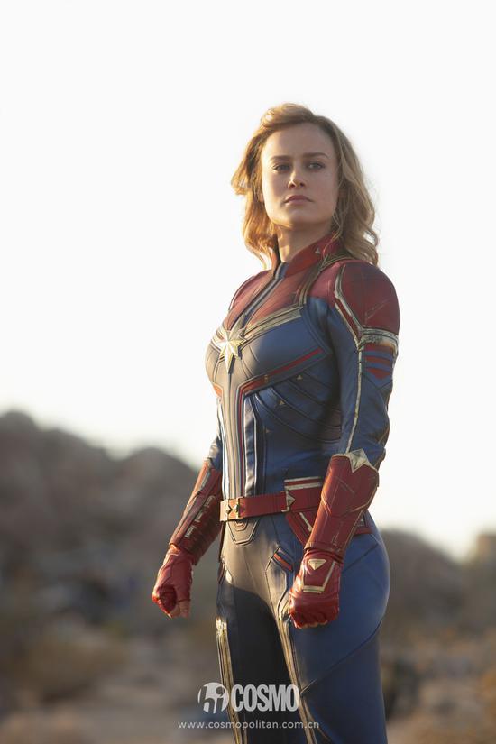 《惊奇队长》Brie Larson