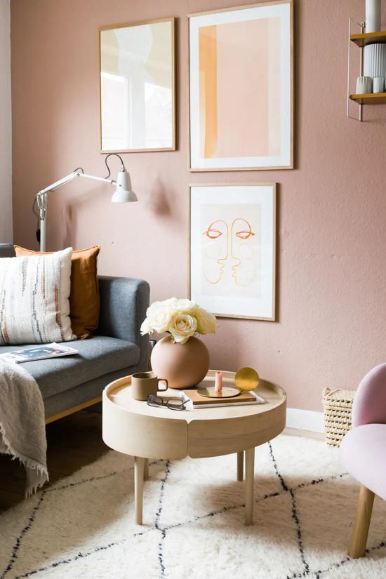 甜而不腻 她家就是粉色系搭配的正确打开方式