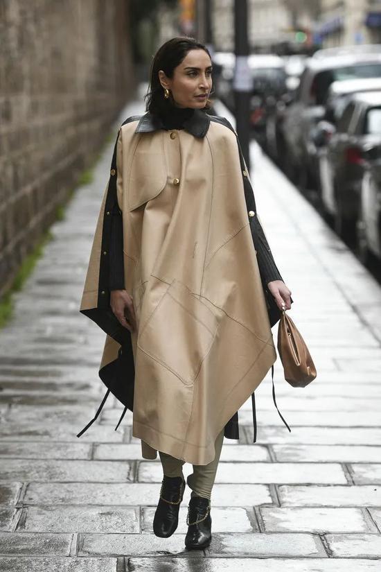 风衣季来了 这一份搭配模板轻松穿出高级感