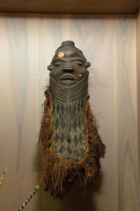 刚果Pendé人的面具