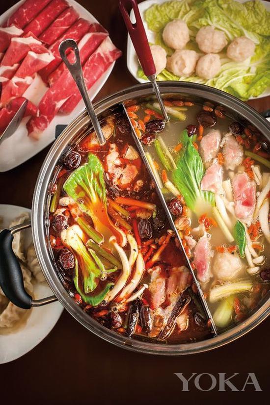 治愈節后綜合癥 李宇春朱一龍秦嵐同款火鍋來一個
