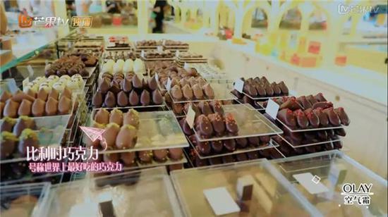 这里有世界最好吃的巧克力,各种甜度各种款式都有,住这就像住在巧克力王国!