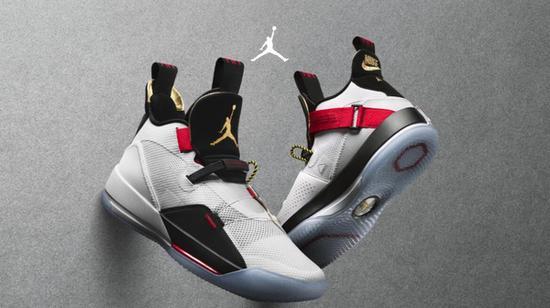 Air Jordan XXXIII 图片源自品牌