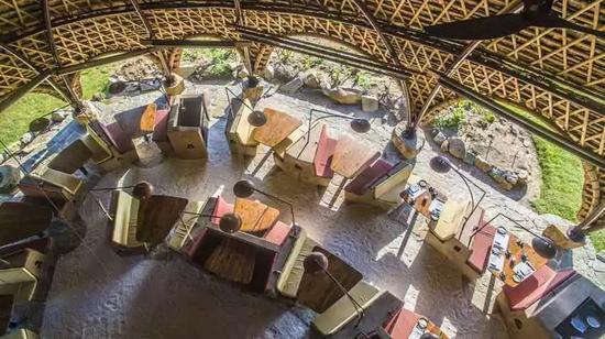 网上赌博官网:顶级的自然野奢酒店长这样 叫做艺术馆才对吧