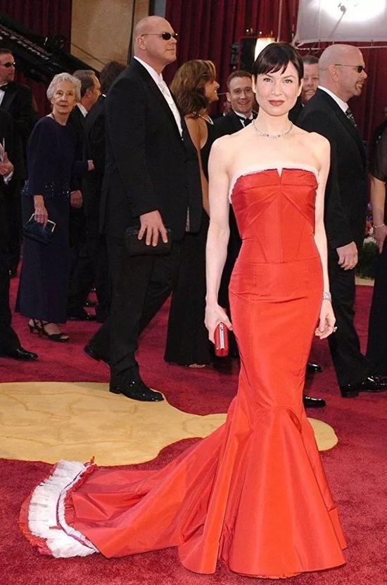 2003年,第七十五届奥斯卡红毯