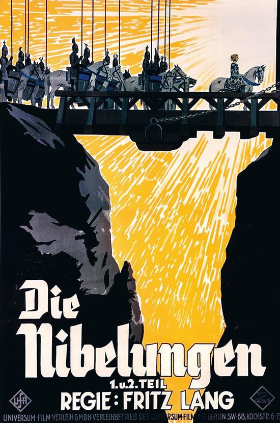 《尼伯龙根》 (1924)
