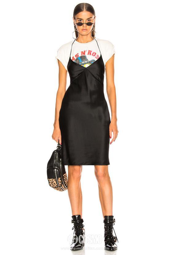 Fleur Du Mal 中长吊带裙 售价2363元