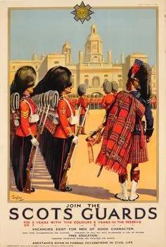 从理论上讲,没有女王的明确许可,这种格纹是不能穿的。