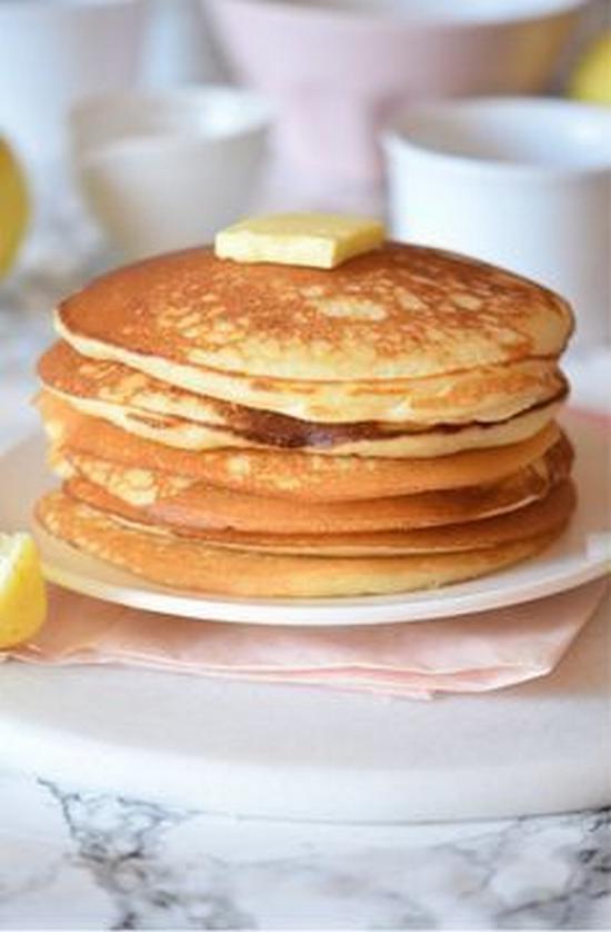 酸奶鸡蛋饼 图片源自carmelapop. com