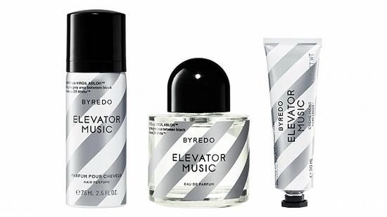 Off-white和Byredo合作推出的香氛系列 图片来源:Off-white