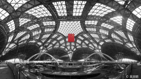 北京大兴国际机场 ©吴吉明