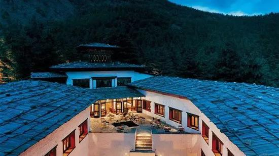 旅行,酒店,不丹