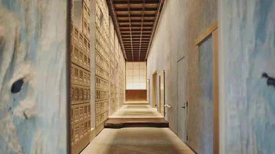"▲Hoshinoya共有84间不同种的房型,其中""樱""与""百合""数量居多,都是传统的日本和室布置"