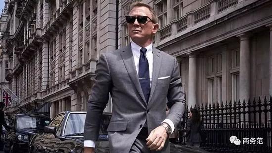 007新英伦范为什么迷倒了全世界