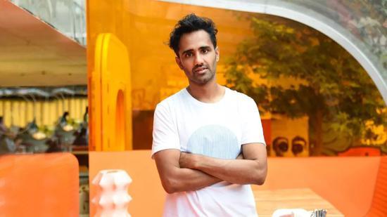联合创始人 Rohan Silva